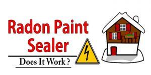 Radon Paint Sealer