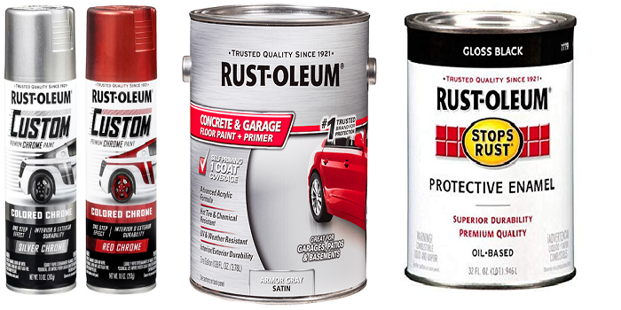 How To Thin Rustoleum Paint For Spray Gun