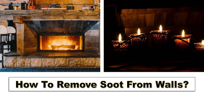 Remove Soot From Walls