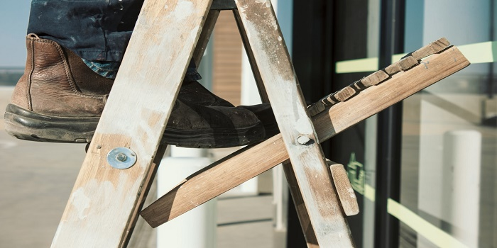 ladder for painting