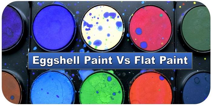 Eggshell Paint Vs Flat