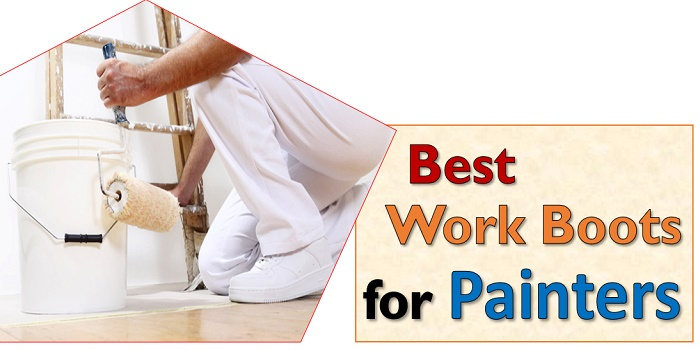 best work boots for painters