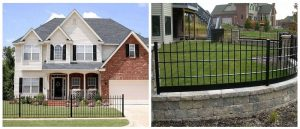 How To Paint Wrought Iron Fence