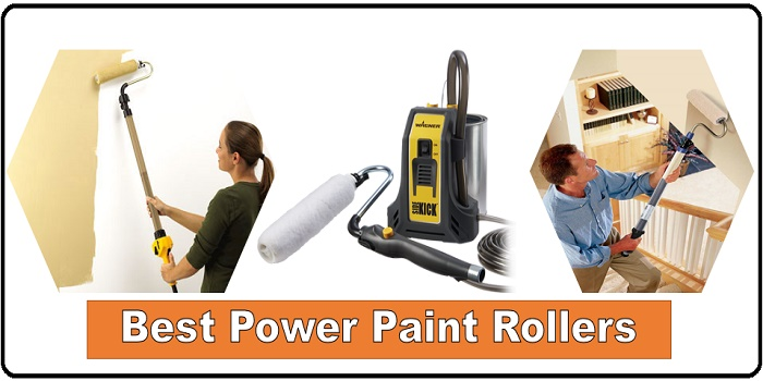 best power paint rollers