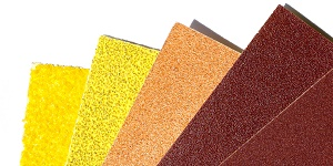 what grit sandpaper for paint prep