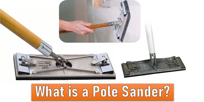 what is a pole sander