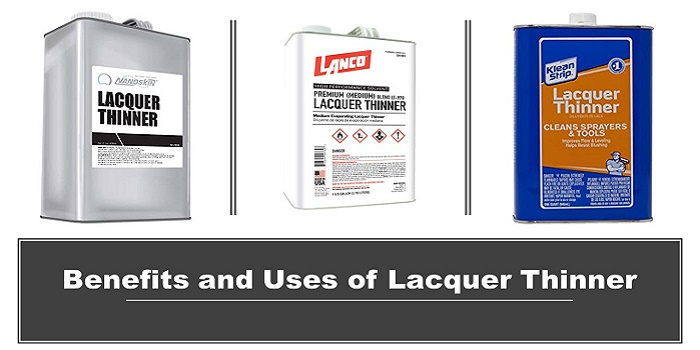 Benefits and Uses of Lacquer Thinner