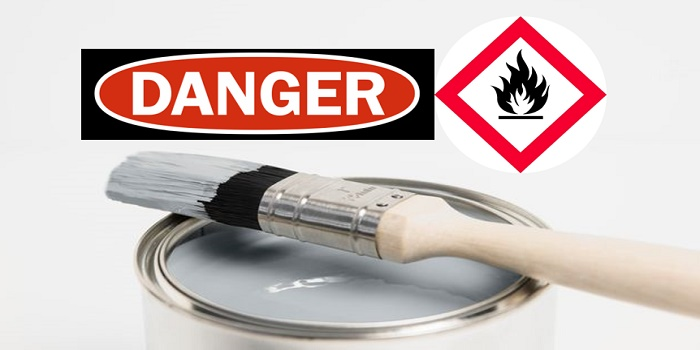 How Flammable is Paint Thinner