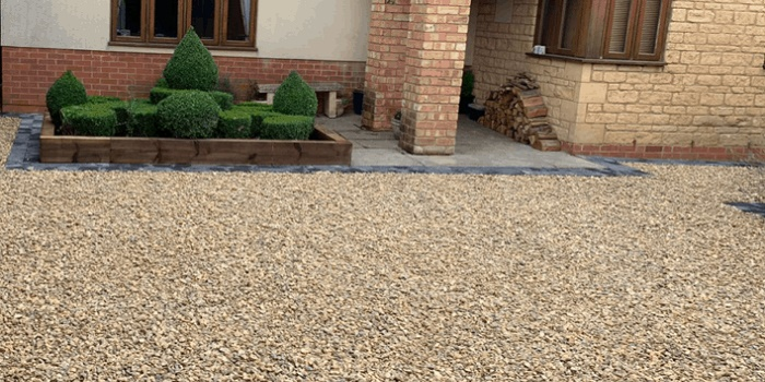 Can You Seal Coat Gravel Driveway