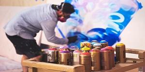 fix tacky spray paint