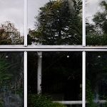 paint powder coated aluminium window