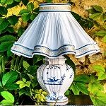 type of paint for lampshade
