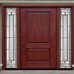 what paint for fiberglass doors