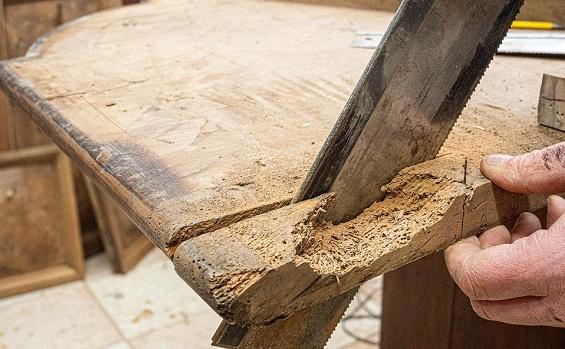 Eliminate Woodworm Problem