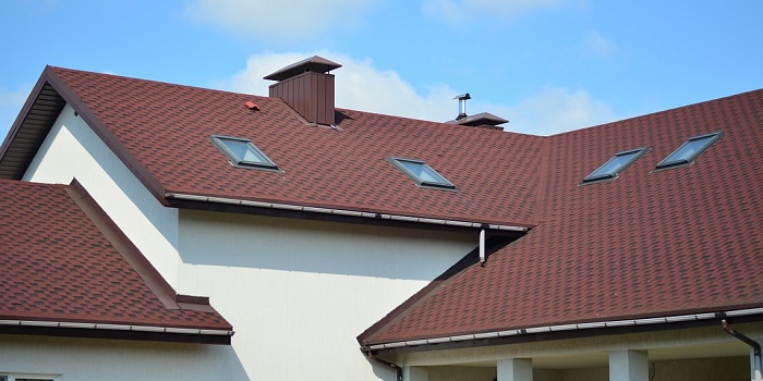 how to paint a tiled roof diy