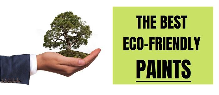 best eco friendly paint
