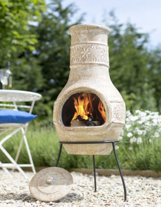 How to Paint Chiminea