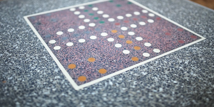 How to Stain Terrazzo Floor