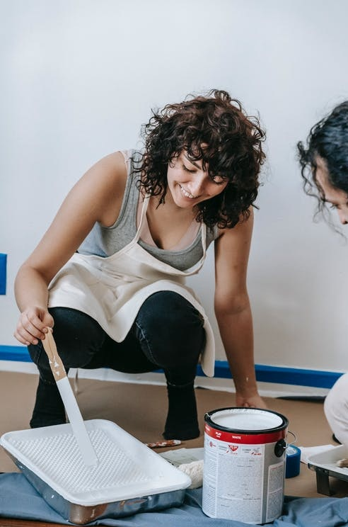 How to Thicken Watery Paint