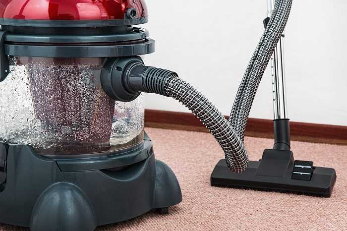 how to remove paint thinner smell from carpet