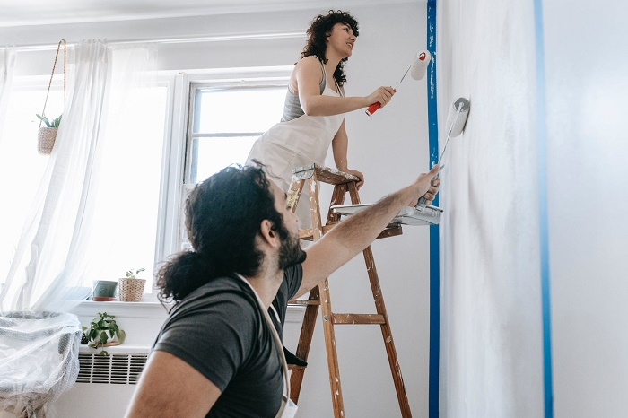 painting rental property laws