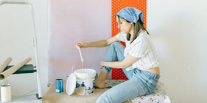 how to fix watery paint