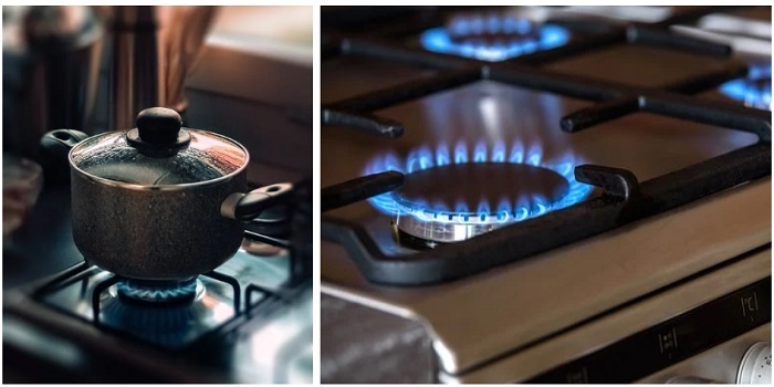 How to Remove Paint from Stove Burner