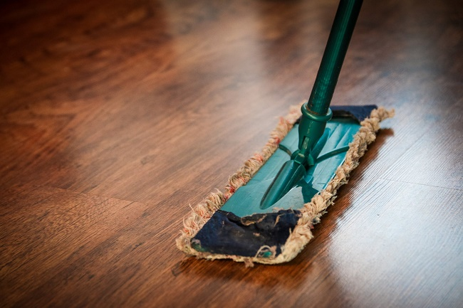 how to clean and maintain bamboo floor