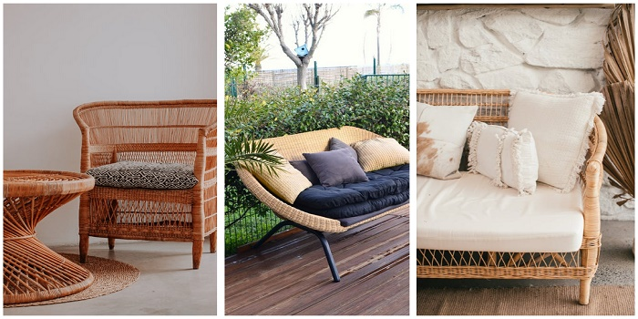 How to Dye Rattan and Wicker Wood Furniture